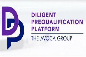 avoca diligent prequalification platform