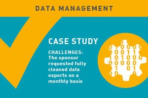 Case study data management Kayentis