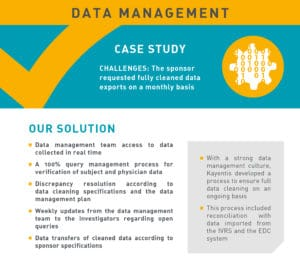 data management case study