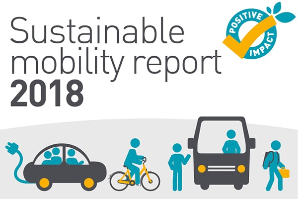 Sustainable Mobility Report 2018 - Kayentis