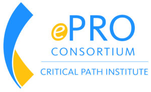 ePRO Consortium-dedicated to advance the science of clinical trial endpoint assessment- logo